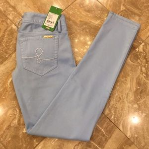 NWT. Lilly Pulitzer Worth Skinny pants